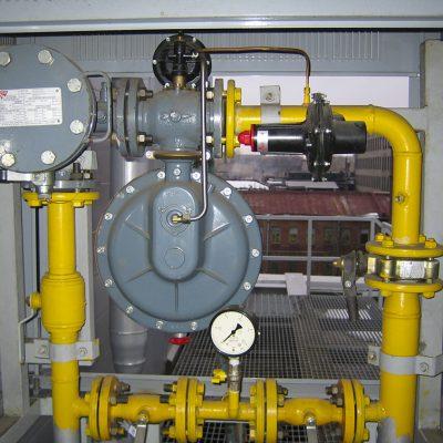2 Изготовление газорегуляторных установк на базе регуляторов TARTARINI